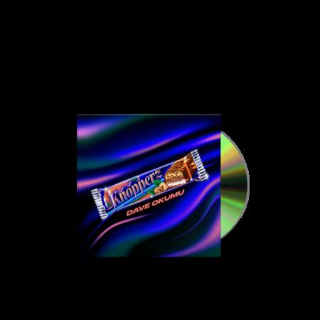 Dave Okumu: Knopperz: CD