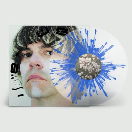 Tim Burgess: I Love The New Sky: Limited Transparent Splatter Vinyl