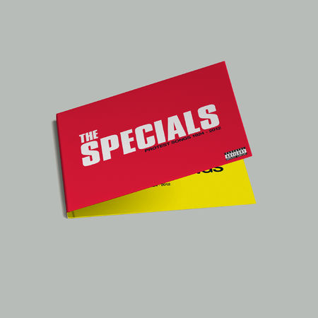 The Specials: Protest Songs 1924-2012 Deluxe CD