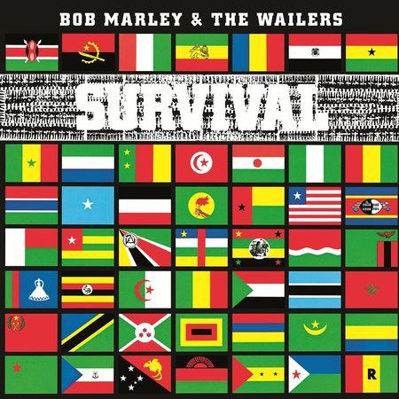 Bob Marley and The Wailers: Survival