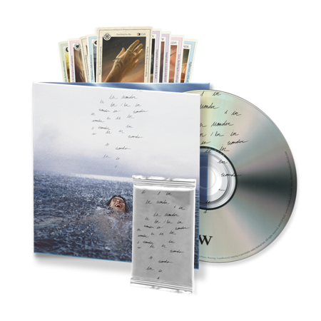 Shawn Mendes: WONDER DELUXE PACKAGE CD W/ SIGNED LIMITED COLLECTIBLE CARDS PACK III