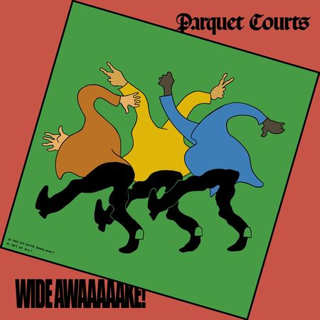 Parquet Courts: Wide Awake!