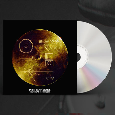 Mini Mansions: The Great Pretenders CD