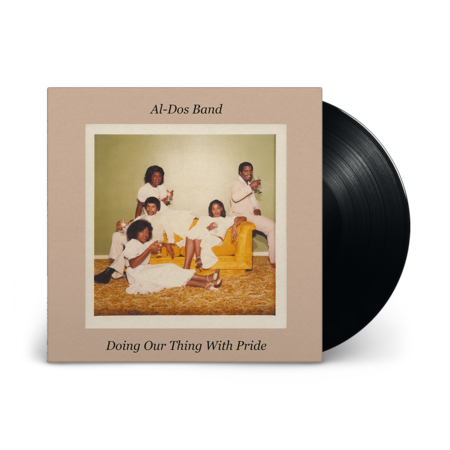 Al-Dos Band: Doing Our Thing With Pride: LP