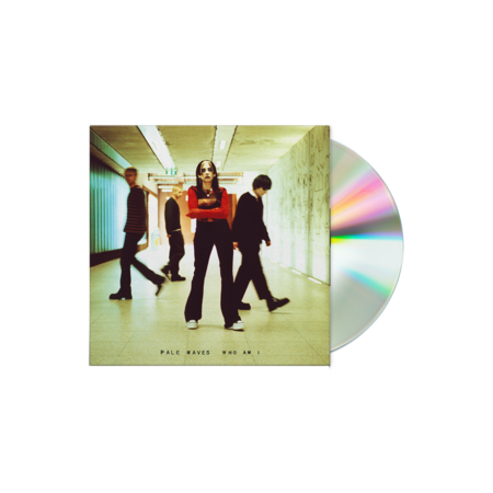 Pale Waves: Who Am I? - CD