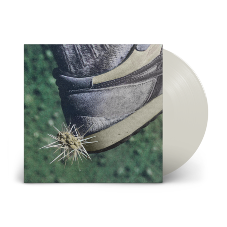 Ross From Friends: Tread: Clear Vinyl Recordstore Signed Exclusive