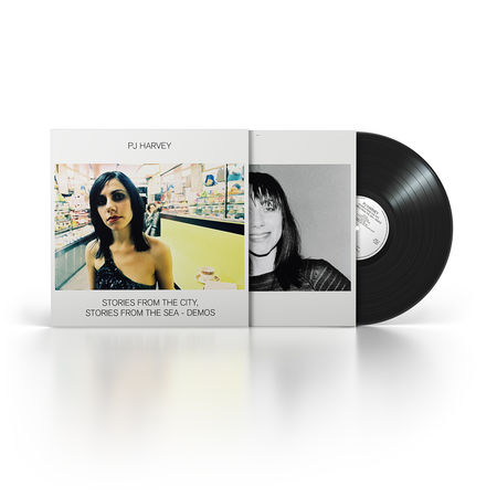 PJ Harvey: Stories From The City, Stories From The Sea (Demos)