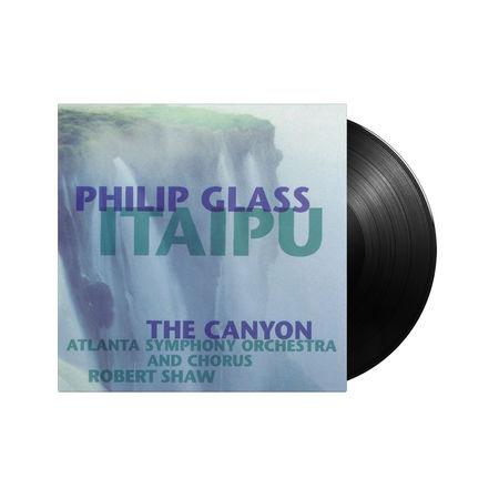 Philip Glass: Itaipu/Canyon