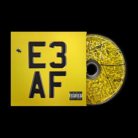 Dizzee Rascal: E3 AF: CD