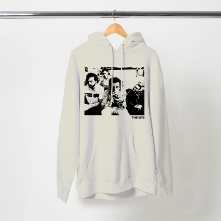 The 1975: ME + YOU TOGETHER HOODIE