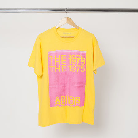 The 1975: YELLOW T-SHIRT