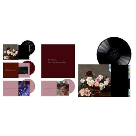 New Order: Power, Corruption & Lies: Definitive Edition Box Set