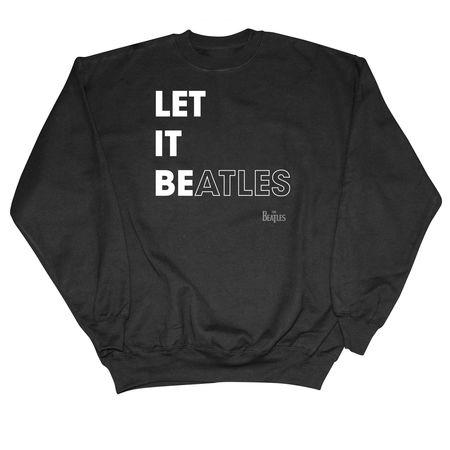 The Beatles: Let It Beatles Sweatshirt