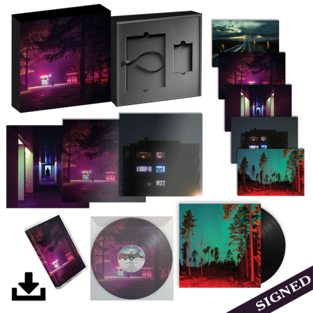 Doves: The Universal Want (Signed 2 LP + Cassette Box)