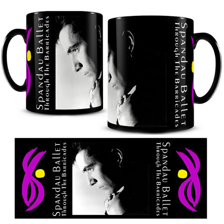 Spandau Ballet: Iconic Photo Mug 'John'