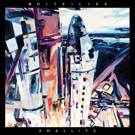 White Lies: Small TV CD