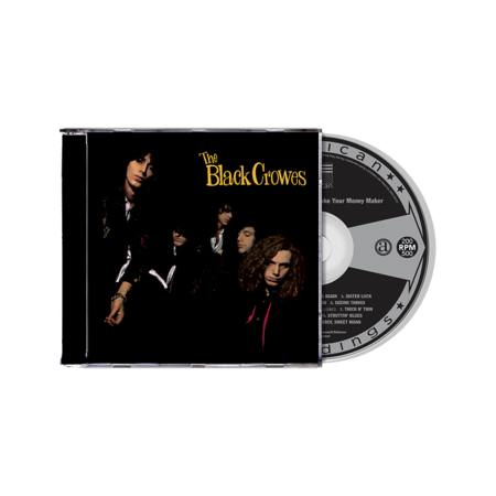 The Black Crowes: Shake Your Money Maker