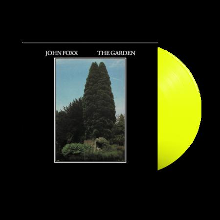 John Foxx: The Garden: Limited Edition Yellow Vinyl LP