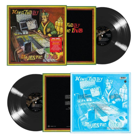 King Tubby: Majestic Dub: Limited Edition Vinyl