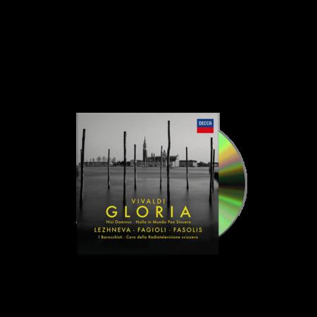 Julia Lezhneva: Vivaldi: Gloria