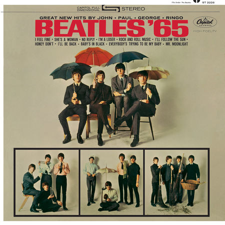 The Beatles: Beatles '65 (USA Version)