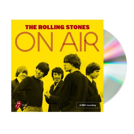The Rolling Stones: On Air (2CD) (Deluxe)
