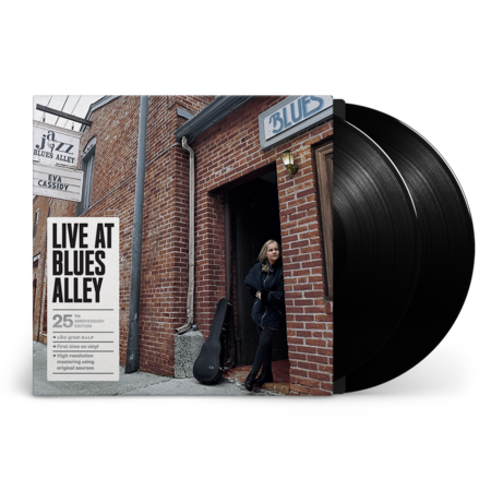 Eva Cassidy : Live At Blues Alley: Limited 25th Anniversary Edition
