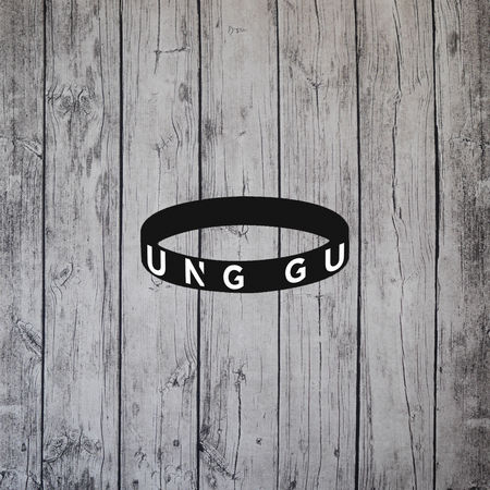 Young Guns: Logo Wristband