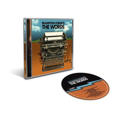 Peter Frampton: Peter Frampton Forgets The Words: CD