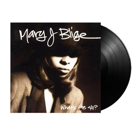 Mary J Blige: What's The 411? (2LP)