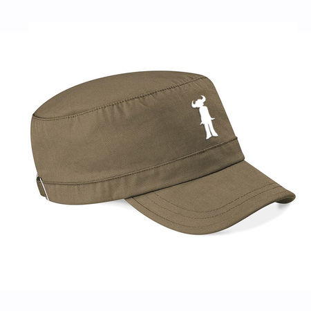 Jamiroquai: Buffalo Man Military Cap