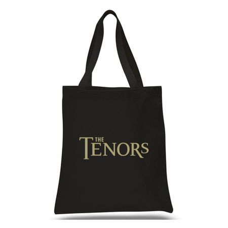 The Tenors: Logo Tote Bag