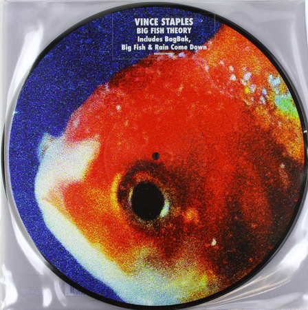 Vince Staples: Big Fish Theory (Double Picture Disc)