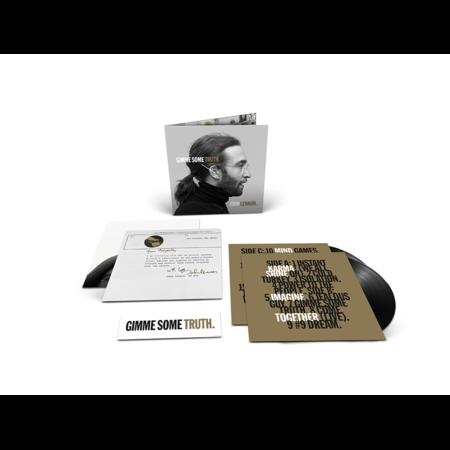 John Lennon: GIMME SOME TRUTH. Deluxe Double Vinyl LP