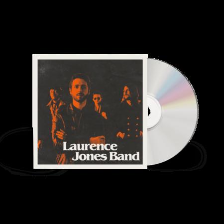 Laurence Jones: Laurence Jones Band: Signed CD