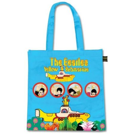 The Beatles: Yellow Submarine Eco Tote Bag