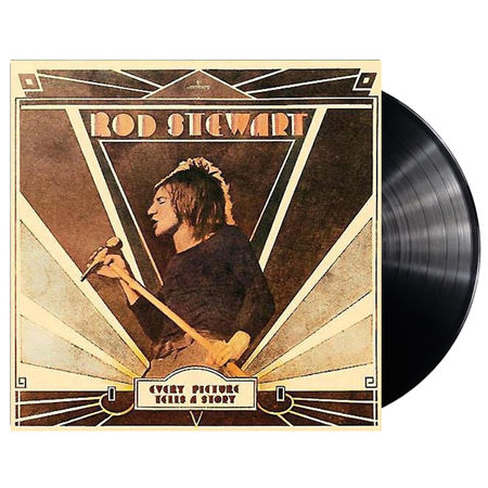 Rod Stewart: Every Picture Tells A Story