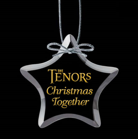 The Tenors: Christmas Together Ornament