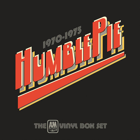 Humble Pie: The A&M Vinyl Boxset 1970–1975