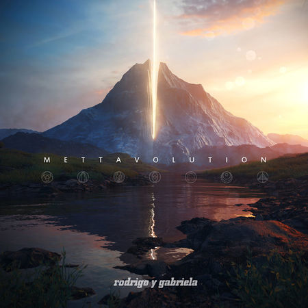 Rodrigo y Gabriela: Mettavolution: Hardback Book CD