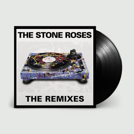 The Stone Roses: The Remixes: 180gm Black Vinyl