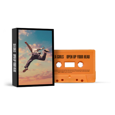 Sea Girls: Open Up Your Head Cassette