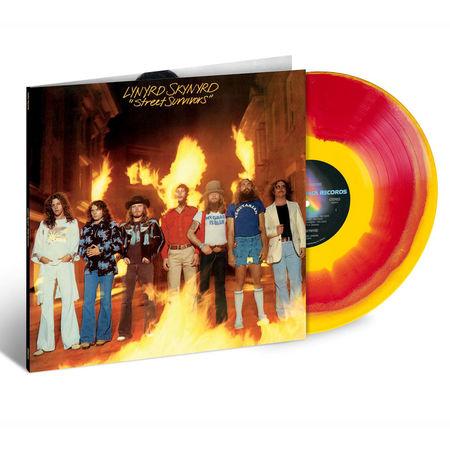 Lynyrd Skynyrd: Street Survivors (Red & Yellow Burst) (LP)