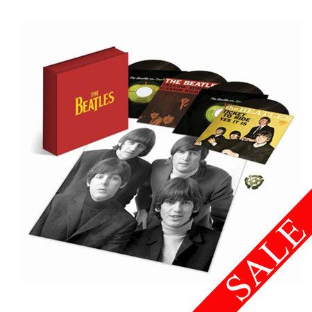 The Beatles: 4 x 7