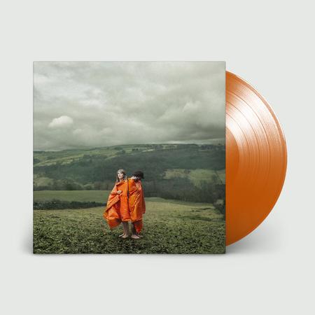 Cobalt Chapel: Orange Synthetic: Signed 180gm Fluorescent Orange Vinyl