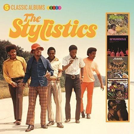 The Stylistics: 5 Classic Albums