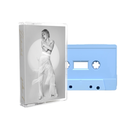 Carly Rae Jepsen.: Dedicated Side B Blue Cassette - UK EXCLUSIVE