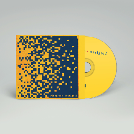 Pinegrove: Marigold: Exclusive Signed CD