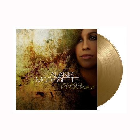 Alanis Morissette: Flavors Of Entanglement: Limited Edition Gold Vinyl