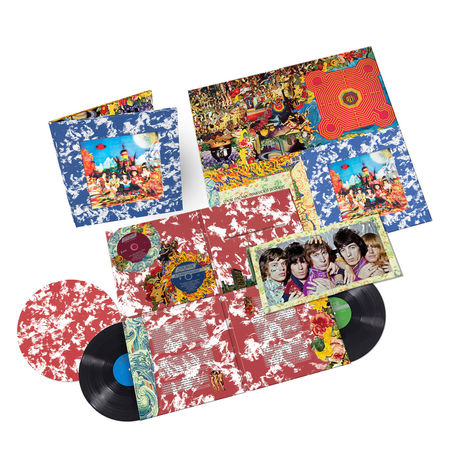 The Rolling Stones: Their Satanic Majesties Request 50th Anniversary Special Edition + Slipmat